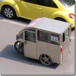 Beijing Transportation Sanlunche