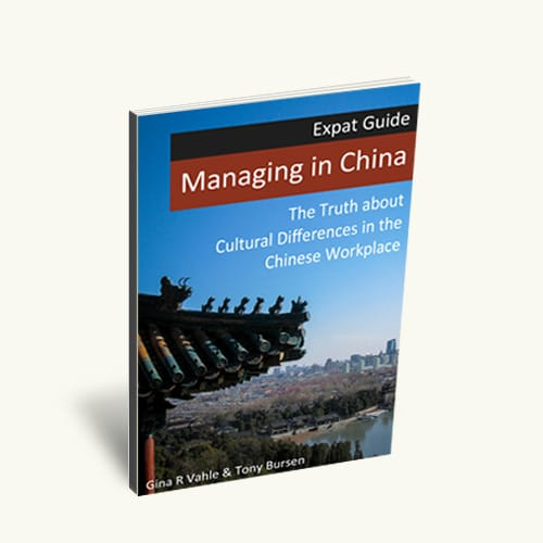 managing in china chinese workplace book