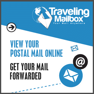 Get mail even while you're an expat abroad with Traveling Mailbox!